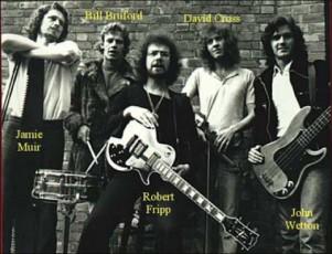 პოპ–პორტრეტები: რობერტ ფრიპი და King Crimson - დიდი მუსიკოსების სამჭედლო (ნაწილი I)