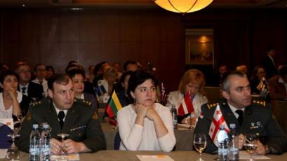 ნატოს ენის საერთაშორისო ბიუროს კონფერენცია (ვიდეო)
