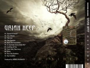 Uriah Heep არსებობის 45 წელიწადი და 24-ე სტუდიური ალბომი!