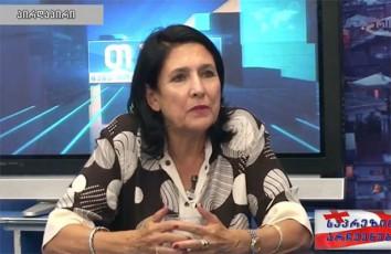 salome-zurabiSvili-afxazeTs-Cvens-mezoblad-moixseniebsvideo