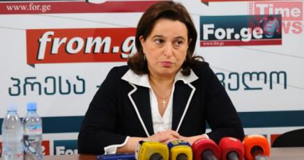 manana-kobaxiZe-Sexvedraze-konsultaciebi-maJoritarobis-kandidatebis-SerCevas-Seexo