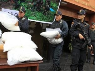 kolumbiaSi-13-tona-kokainis-tvirTi-daakaves