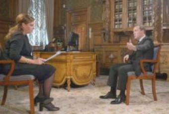 rusuli-saagentoebi-dimitri-medvedevis-intervius-Sesaxeb-weren