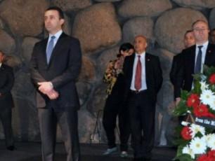 Sinagan-saqmeTa-ministrma-israelSi-Sexvedrebi-gamarTa