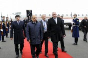 saqarTvelos-prezidentis-pirveli--oficialuri-viziti--azerbaijanis-respublikaSi-daiwyo