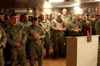 ქრისტეშობის დღესასწაული ავღანეთში (ვიდეო)
