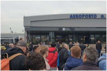 romis-aeroportidan-xanZris-gamo-evakuacia-ganxorcielda