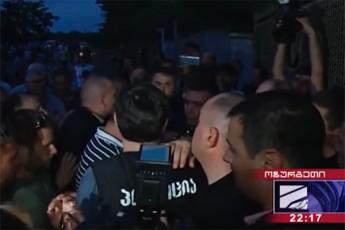 xmauri-SekveTilSi---aqciis-monawileebi-ivaniSvilis-dendrologiur-parkTan-video