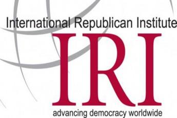 IRI-acxadebs-rom-organizacias-dRes-aranairi-kvlevis-Sedegi-ar-gauvrcelebia