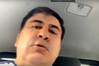 mixeil-saakaSvilma-areuloba-da-daZabuloba-pirdapir-daanonsa-video