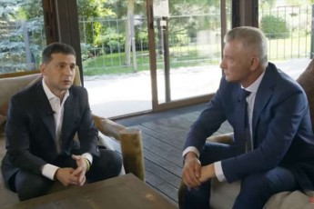 volodimir-zelenskim-saetapo-interviu-Tavisi-serialis-msaxiobs-misca
