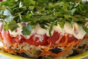 Semwvari-badrijnis-salaTa