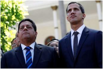 venesuelaSi-erT-erTi-mTavari-opozicioneri-patimrobidan-gaaTavisufles