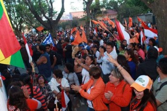 boliviaSi-saprezidento-arCevnebis-Sedegebs-demonstraciebis-fonze-iTvlian