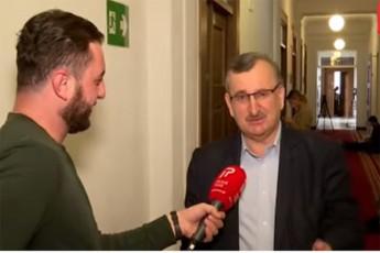 roman-gociriZe-praimtaimis-Jurnalists-TaRliTobaSi-amxels-video