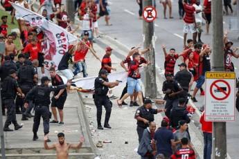 rio-de-JaneiroSi-policiasa-da-flamengos-fanebs-Soris-Setakebebi-moxda