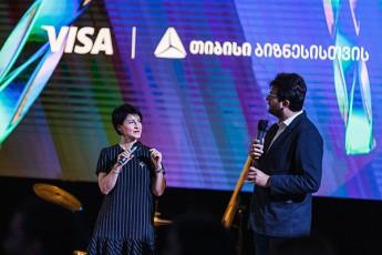 თიბისიმ ბიზნესებისთვის ახალი ბარათი VISA Platinum შექმნა
