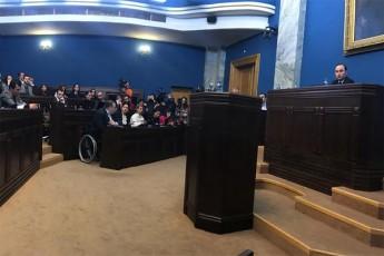 mandaturebma-Jurnalistebs-iuridiuli-komitetis-sxdoma-daatovebines-video