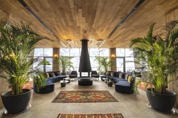 """გუდაურში ახალი სასტუმრო """"გუდაური ლოჯი"""