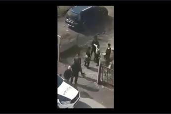 karantinis-darRvevis-gamo-mosaxleobasa-da-policias-Soris-konfliqti-moxda-video