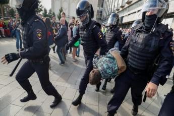 niu-iorkSi-samarTaldamcavebma-kidev-40-demonstranti-daakaves