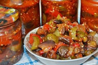 bulgaruli-wiwakisa-da-badrijnis-salaTi-zamTrisTvis--umartivesi-recepti